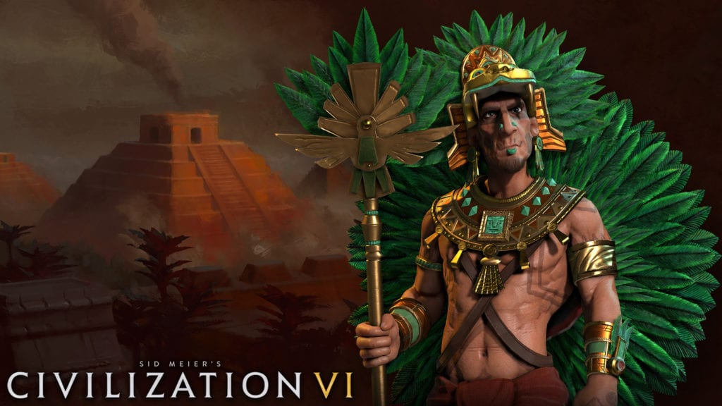 Sid Meier's Civilization VI Aztecs Are Now Available