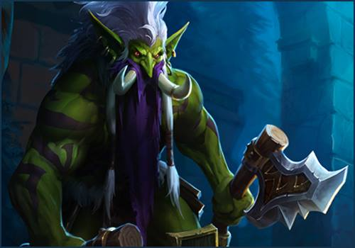 Heroes of the Storm Zul'jin