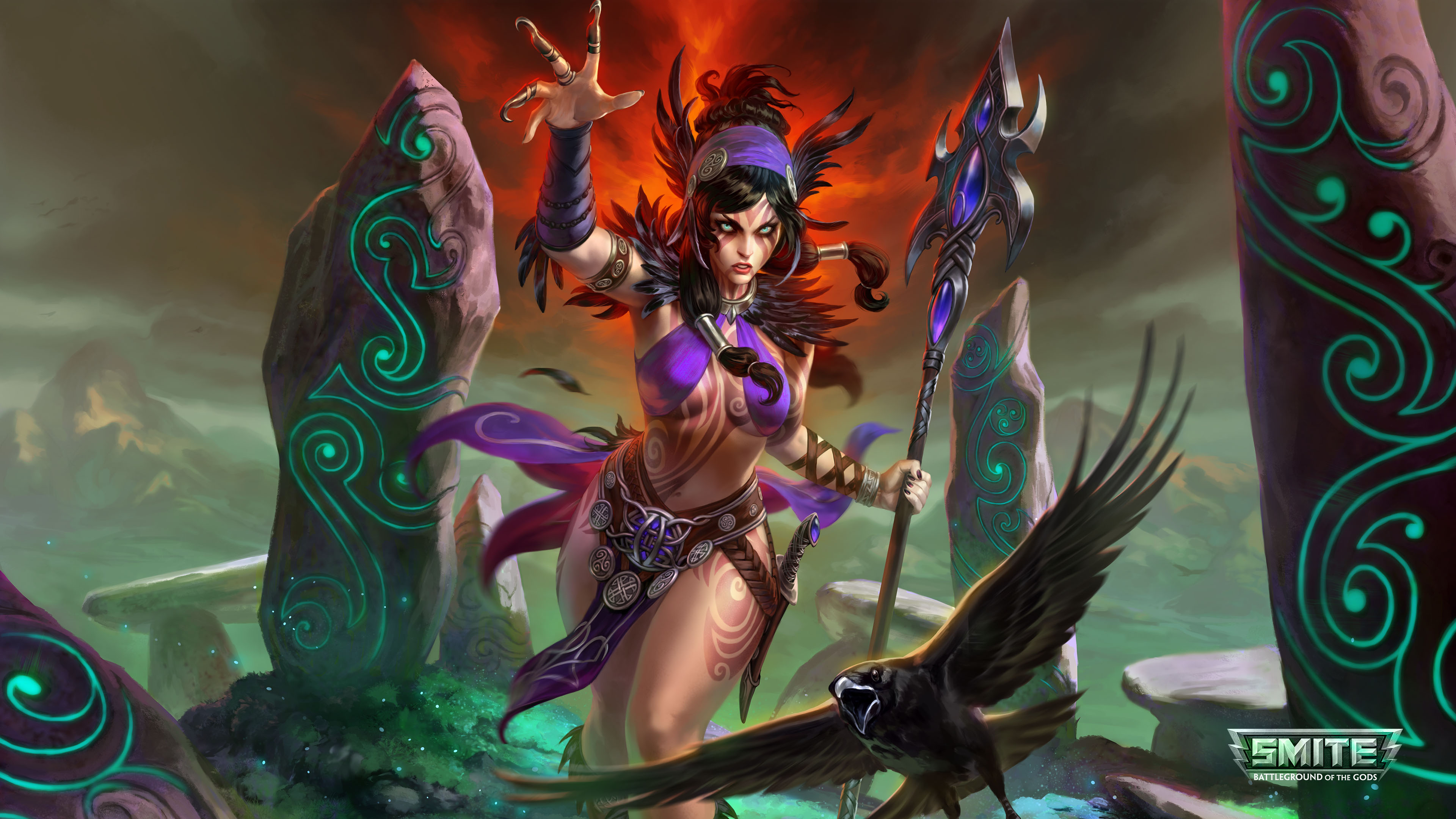 SMITE's Phantom Queen