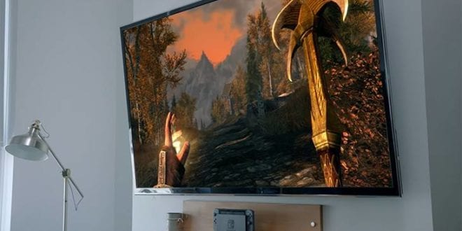 Skyrim On Nintendo Switch