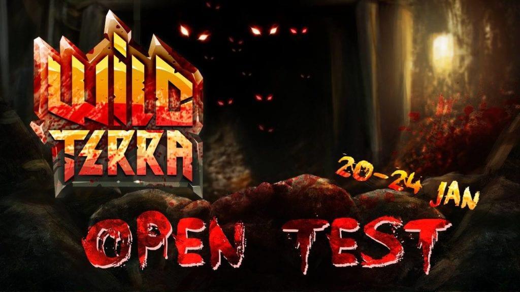 Wild Terra Open Test