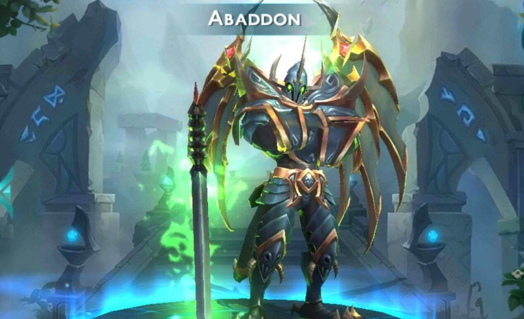 Abaddon Build Guide