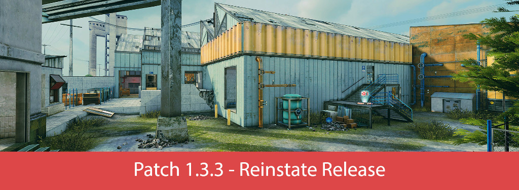 Photo of Ballistic Overkill Patch 1.3.3 Adds New Map, The Reinstate Factory