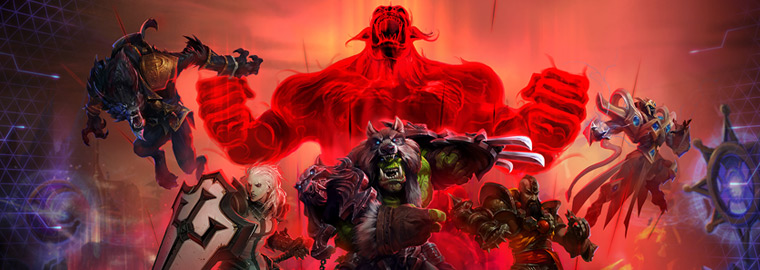 Photo of Heroes of The Storm Bloodlust Brawl