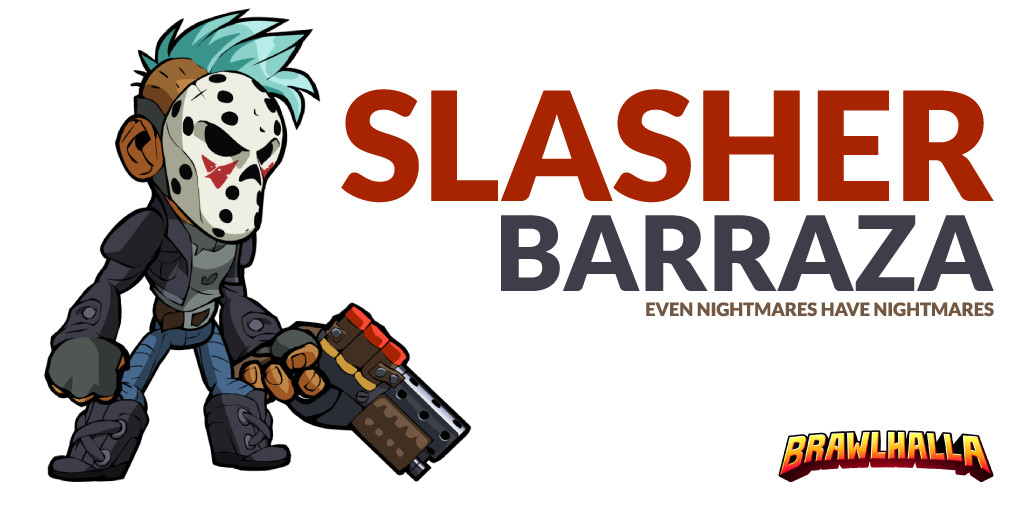 Brawlhalla Slasher