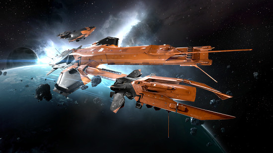 Photo of Eve Online: Convergence-Nova Skin is Now Available
