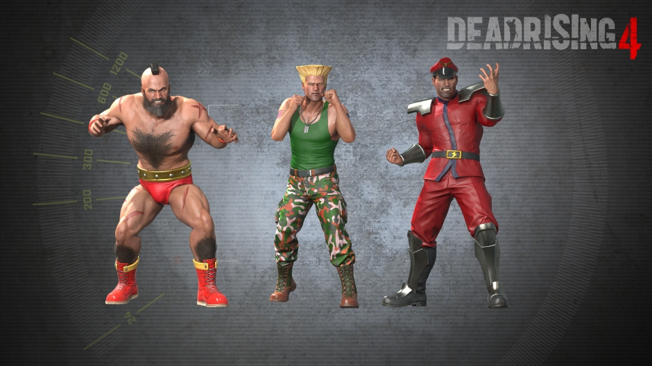 Dead Rising 4 Free Trial New Difficulty Modes and Customization