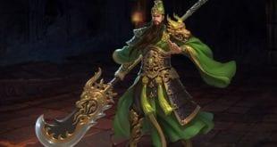 Guan Yu Skills and build guide