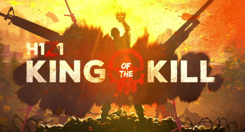 H1Z1 King of the Kill: January Test Servers Update