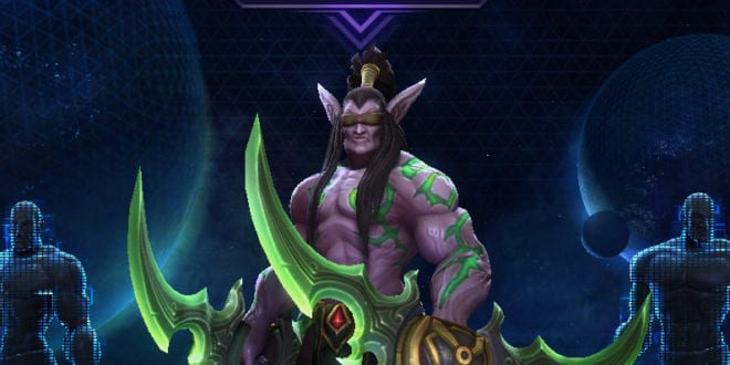 Illidan, Heroes of the Storm