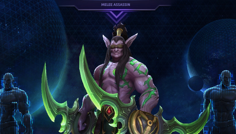 Photo of HOTS: Illidan Build Guide, Reveal the True Demon Hunter Power