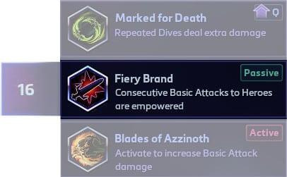 Fiery Brand