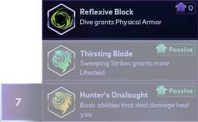 Reflexive Block