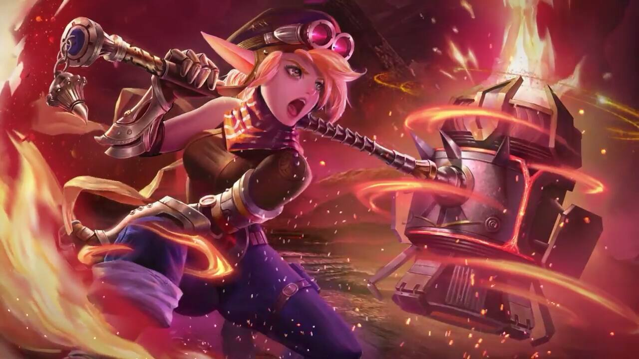Hd wallpaper mobile legends - Mobile Legends Wallpaper