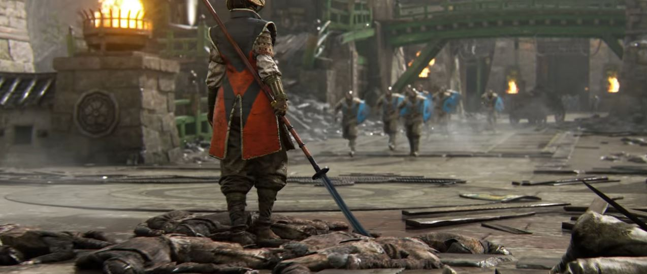 for honor nobushi