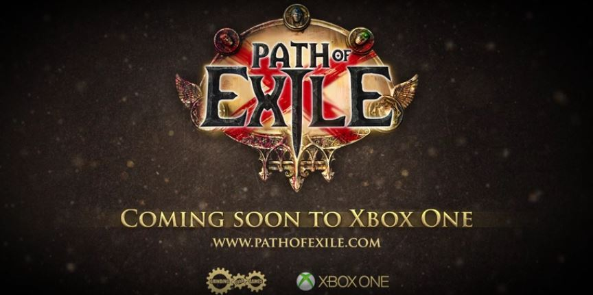 Path of Exile is coming to Xbox One