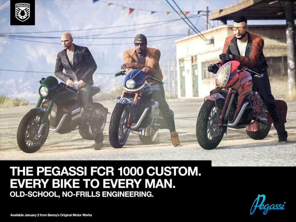 GTA Online Pegassi FCR 1000