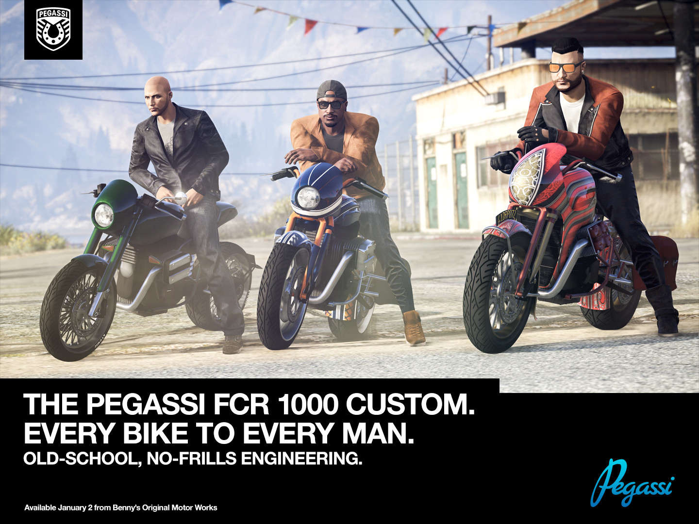 Photo of GTA Online Pegassi FCR 1000 & New Adversary Mode
