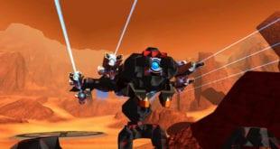 Robocraft Brawl Update