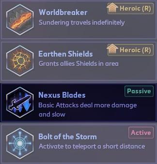 Nexus Blades
