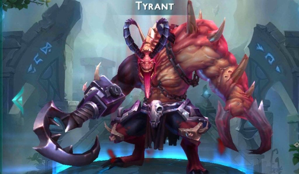Tyrant Build Guide