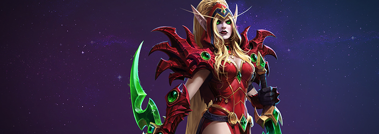 Photo of Heroes of The Storm: Valeera Has Joined the Nexus!