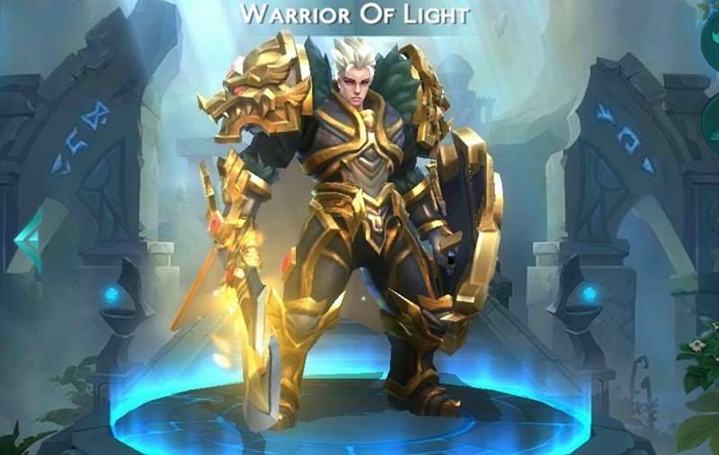 Photo of Heroes Arena: Warrior Of Light Build Guide