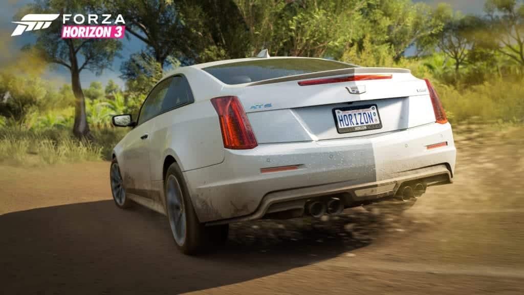 Forza Horizon 3 Cadillac ATS-V 2016