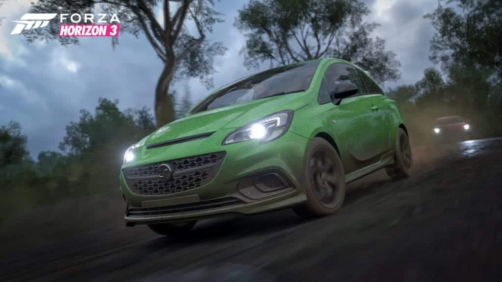 Forza Horizon 3 Vauxhall Corsa VXR 2016