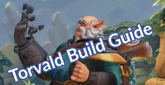 Photo of Paladins Torvald Build Guide, Cards Included