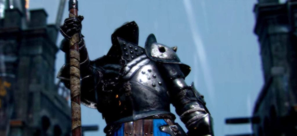 For Honor - Lawbringer Class