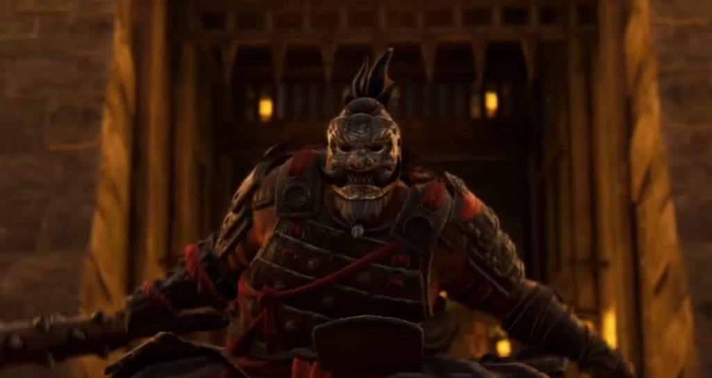 how to play for Honor's Shugoki Class