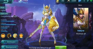 Mobile Legends Freya Build Guide