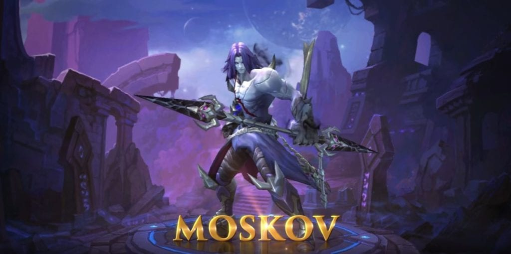 moskov build guide