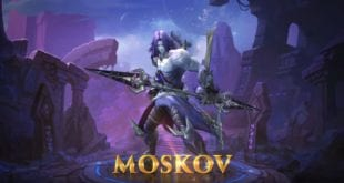 Moscov Build Guide And Skills In Mobile Legends
