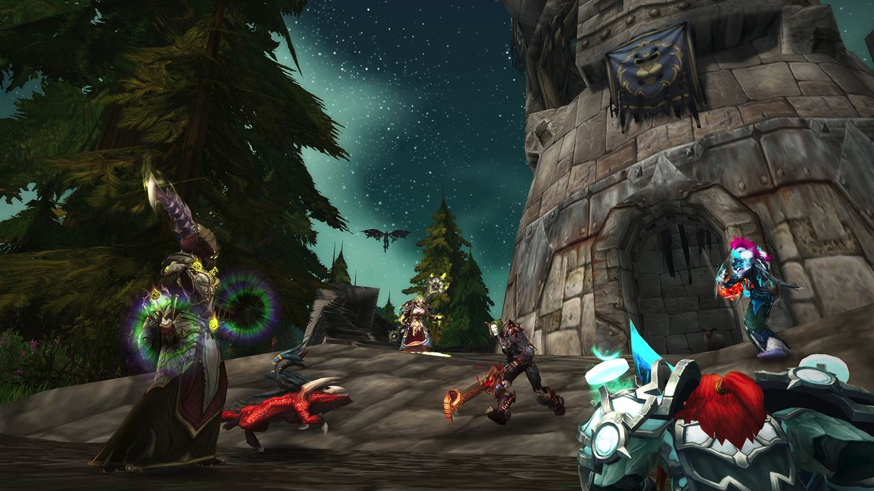 Photo of WoW Patch 7.2 Introduces PvP Brawls