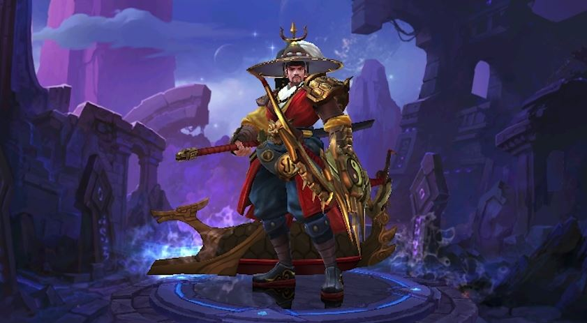 Photo of Yi Sun-shin Build Guide And How To Use Skills Guide In Mobile Legends