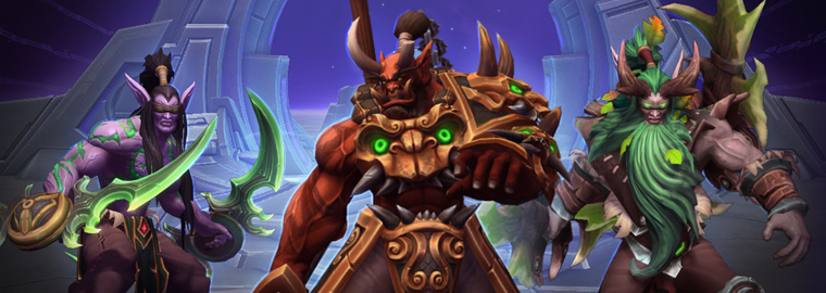 Heroes of the Storm Weekly Sale: March 29 - Apr 4, 2017