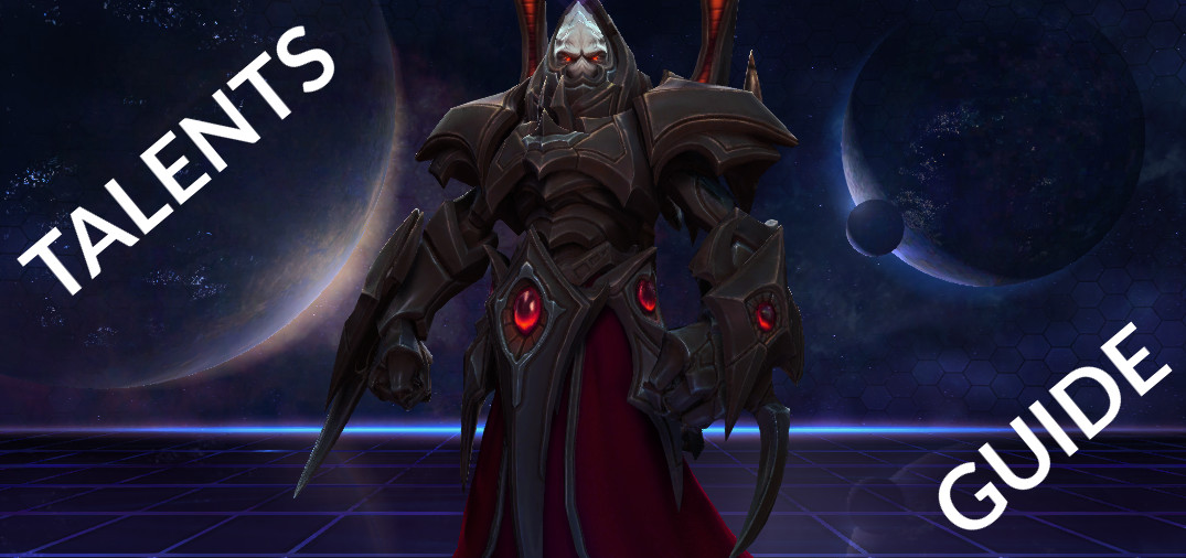 Alarak Build Guide