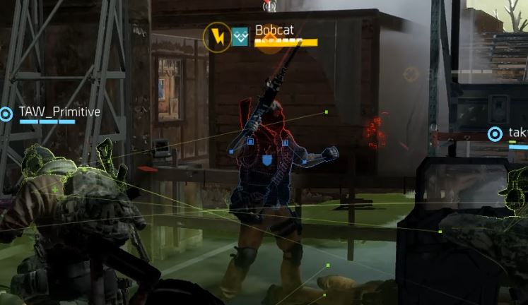 Stolen Signal's Bobcat Survivor Link