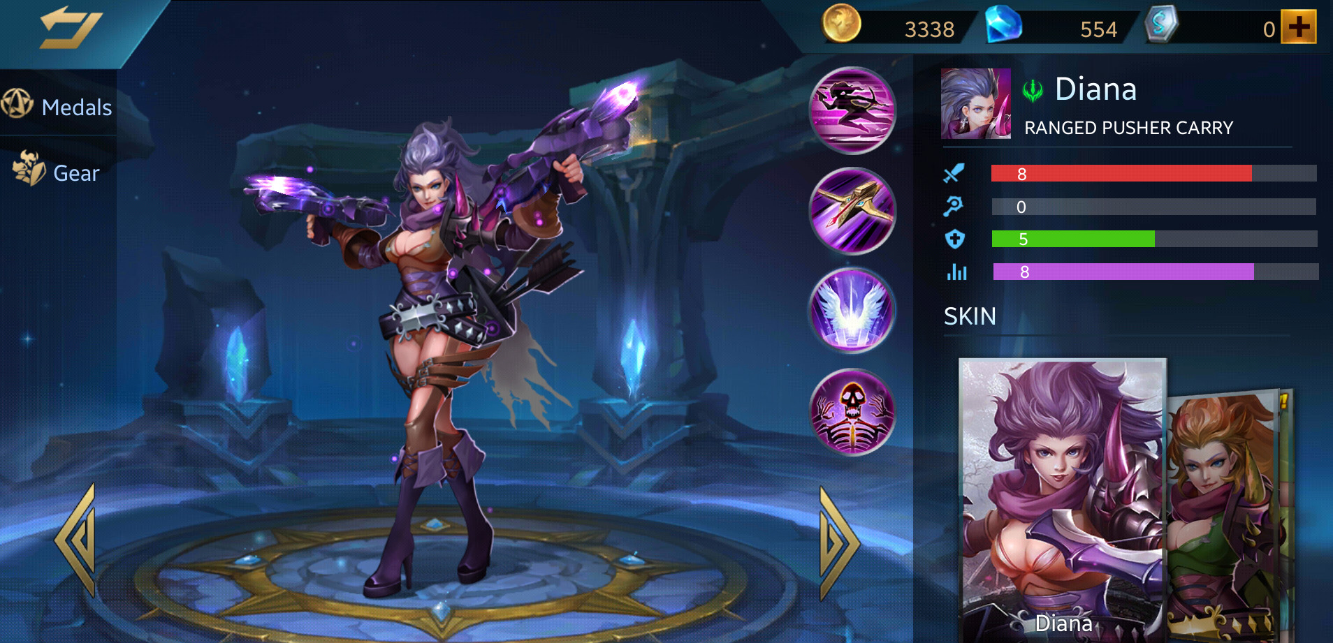 Best Build Sonya