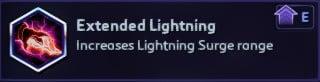 Extended Lightning