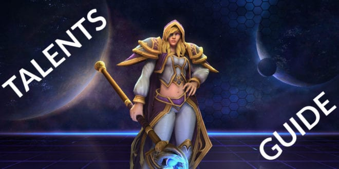 Jaina Talents Guide