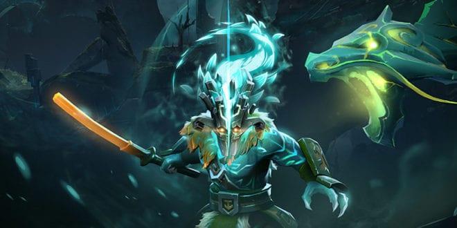 Dota 2 Arcana: Dota 2: The Bladeform Legacy Update Brings Juggernaut's Arcana