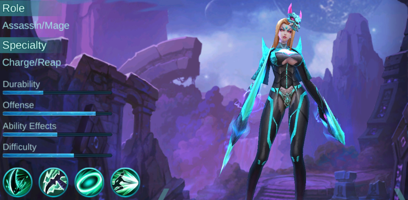 Photo of Karina Build Guide Mobile Legends