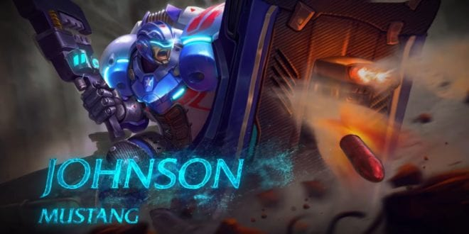 Mobile Legends Mustang Johnson Build Guide And How To Use His Skills