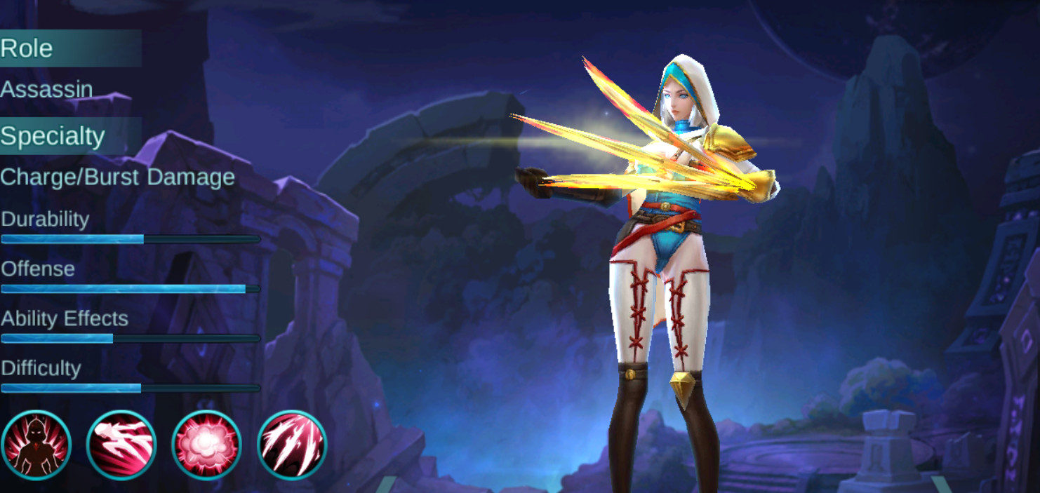 Photo of Mobile Legends Natalia Build Guide