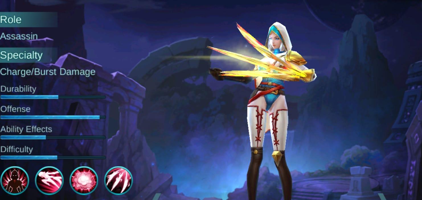 Mobile Legends Natalia Build Guide - 209.8KB