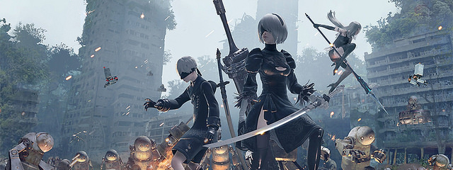 nier automata beginner tips
