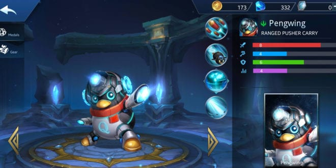 pengwing build guide